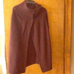 Lulu lemon maroon wrap sweater